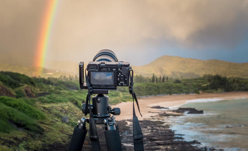 Sony A6000 Review - Hawaii