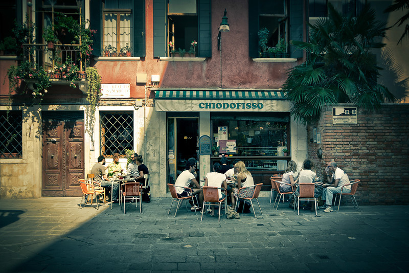 HDR Photography - Italy. Venice
