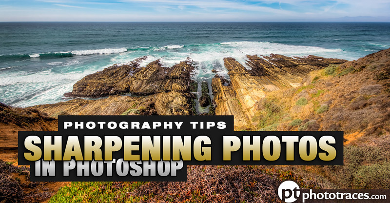 Photography Tips: #01 Sharpening Photos in Photoshop