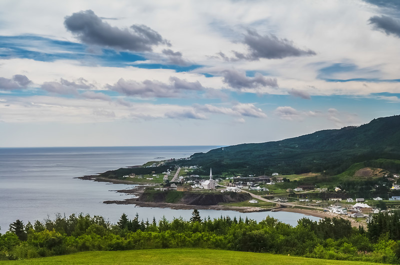 Travel Photography Blog: Gaspe Coastal Drive