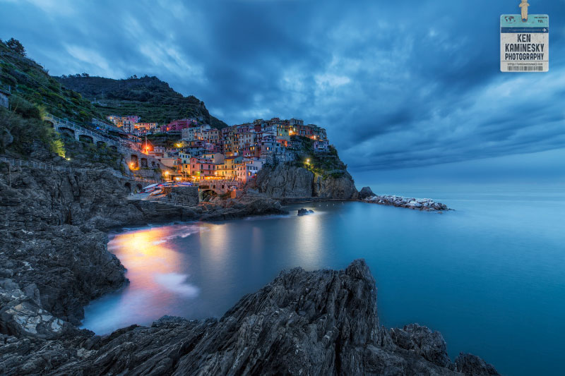 Travel Photography Blog: Italy. Manarola in Cinque Terre.
