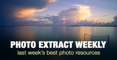 Photo Extract Weekly - 33 Useful Photography Links from Around the Web