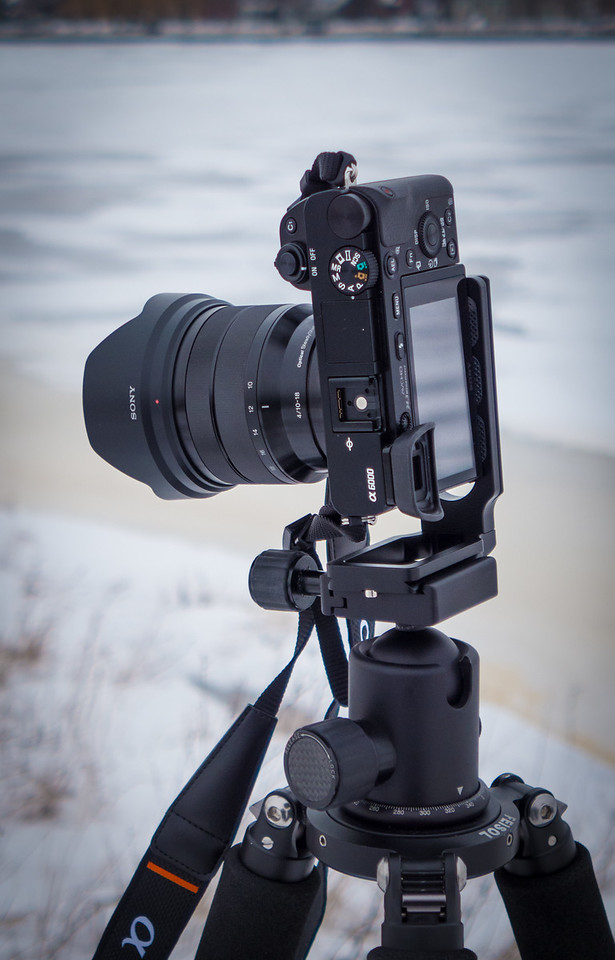 Sony A6000 Review - with Tripod