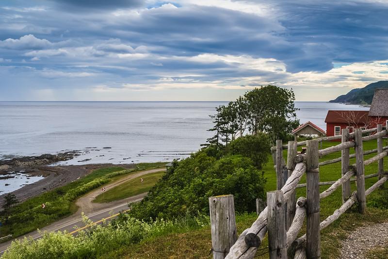 Travel Photography Blog: Gaspe Coastal Drive - La Martre