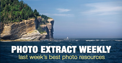 Photo Extract Weekly - 28 Useful Photography Links from Around the Web