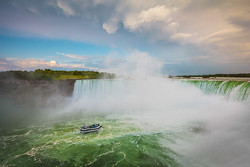 Travel Photography - Niagara Falls