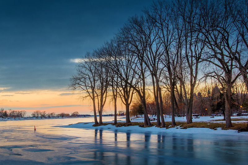 Travel Photography Blog - Montreal. Lachine Park