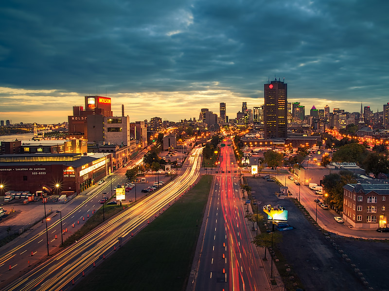 Travel Photography Blog - Canada. Montreal