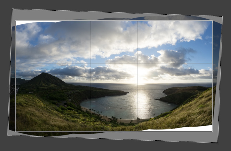 Lightroom Panorama: Shooting and Stitching Panorama In Lightroom 4