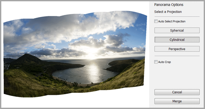 Lightroom Panorama: Shooting and Stitching Panorama In Lightroom 3
