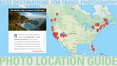 Photo Location Guide -Best Travel Photography Destinations