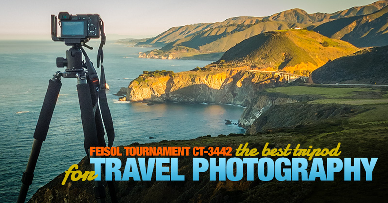 Review: FEISOL Tournament CT-3442 - The Best Tripod for Travel Photography