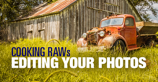(#13) Cooking RAWs – Editing Your Photos Challenge