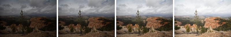 Travel Photography Blog: 4 Bracketed Shots ( -2; -1; 0; +1)