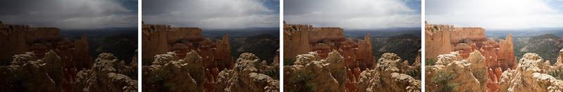 Travel Photography Blog: 3 Bracketed Shots ( -1; 0; +1 )