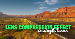 Lens Compression Effect for Travel Photography