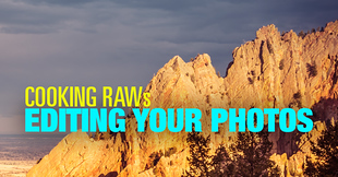 (#12) Cooking RAWs – Editing Your Photos Challenge