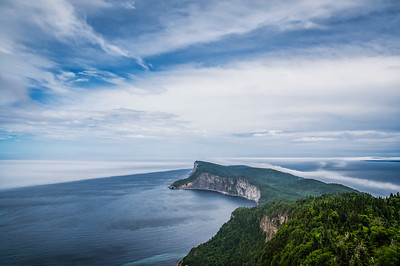 Forillon National Park – Mont Saint-Alban Observation Point