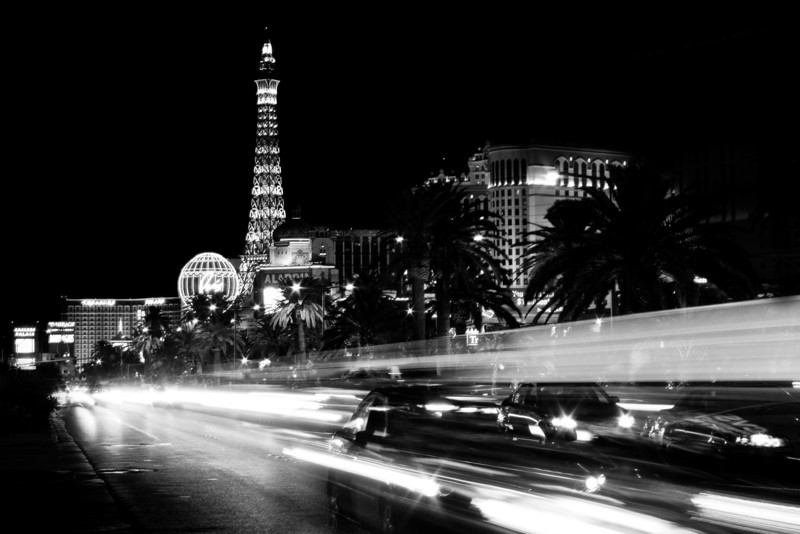 Travel Photography Blog: Las Vegas at Night