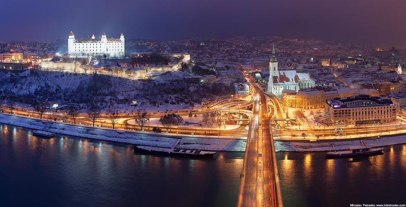 Travel Photography Blog: Slovakia. Bratislava
