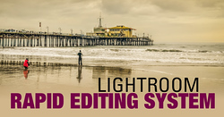 Lightroom Rapid Editing for Travel Photography