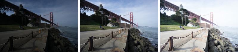 Travel Photography Blog - California. San Francisco. Fort Point