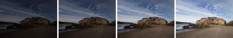 Travel Photography Blog: 4 Bracketed Shots (-2; -1;  0; +1 )